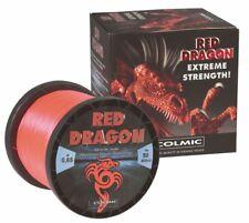 Filo da Traina - COLMIC RED DRAGON 800mt - 0.65 - 50 LBS