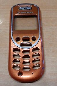 nagelneu : Original Motorola Cover Gehäuse Oberschale für Talkabout 192 phone