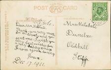 Mrs Mitchell. Dunelm, Oldhill, Staffordshire 1911.  'Joan'  RH.845