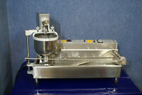 Donut-Roboter-Vollautomat Donutmaschine  Alvin Star 6 kW / Ausstellungsstück