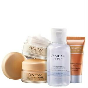 Avon Anew Ultimate Skincare Trial Kit   Travel Size