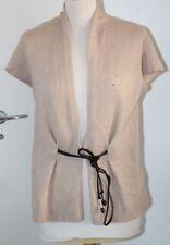 Original RIVER WOODS Gilet beige avec laine et angora  taille XL neuf