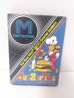 Burgertime (Atari 2600, 1982) Box Only Fast Shipping