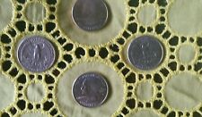 Yellow Embroidered Eyelet 100% Cotton Fabric sold by the yard scallopedge 52inch