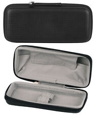 Pfeifentasche Hartbox - 2er - schwarz - 2 Pfeifen und Zubehör