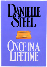 Danielle Steel, Once In A Lifetime Hard Cover Book (Never Opened)