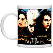 The Lost Boys Tribe Vampire Santa Carla Sam Gift Novelty Mug Retro Horror Movie