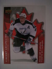 Vincent Lecavalier 2007-08 Upper Deck McDonalds PRIDE OF CANADA INSERT  PC4
