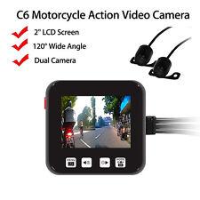 Wonvon Motorcycle Mounted Biker Action Video Mini 720p HD Camera DVR Recorder S1