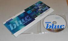 Single CD  Eiffel 65 - Blue  1998  6.Tracks MCD E 6