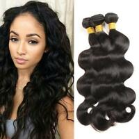 3bundle/150g Brazilian Hair Body Wave Human Hair Extension Virgin Remy Hair Weft