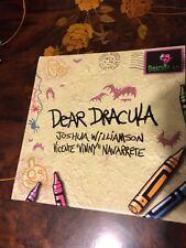 Dear Dracula By Joshua Williamson And Vinny Navarrete