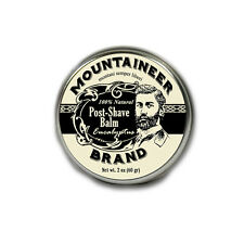 Mountaineer Brand® All-Natural Post-Shave Balm (Eucalyptus)
