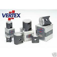 23331B Vertex Pistone Completo KTM 125 SX EXC DAL 2001 AL 2013 1 ANELLI