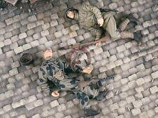Verlinden 1/35 Soviet Casualties Russian Soldiers Lie Dead WWII (2 Figures) 2270