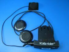 Cardo Scala Rider Solo BT Klemm Halter Kabel Mikrofon Team + Q2 + Multiset + Pro