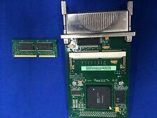 C7779-60254 C7779-69272 HP DesignJet 800 PS Formatter Board +HDD+128M Fix 05:XX