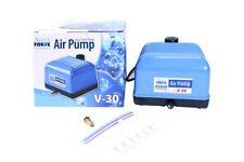 AquaForte Belüftungspumpe Hi-Flow V-30 Luftpumpe Membranpumpe Teichbelüfter