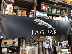 Jaguar PVC Banner New