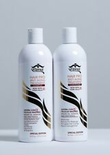 Hair Pro Anti Aging Treatment Shampoo and Conditioner With Steam Cells