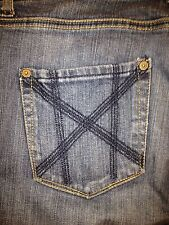 Women's Seven For All Mankind Jeans Exc. Cond. Size 29 X 32