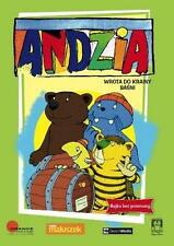 Andzia: Wrota do krainy basni (DVD) bajki POLISH POLSKI