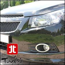 Cornici Cromate per Fendinebbia Chevrolet Cruze Contorni berlina e hatchback