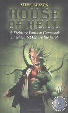House of Hell (Fighting Fantasy Gamebook 7),Steve Jackson