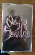 NASTY SAVAGE Nasty Savage CASSETTE TAPE 11 tracks FACTORY SEALED NEW 1994 MB USA