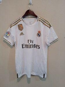 Adidas Climalite 2018 Real Madrid Jersey Mens Size M EUC