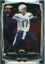 Topps Chrome Football 2014 Veteran Card #91 Philip Rivers - San Diego Chargers