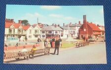 The Parade And Moot Hall, Aldeburgh