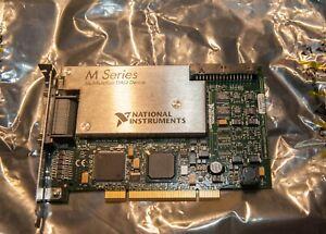 National Instruments PCI-6255 NI DAQ Card,  - Tested