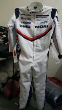 PORSCHE DMG GO KART RACE SUIT CIK/FIA LEVEL 2 APPROVED WITH FREE GIFTS INCLUDED
