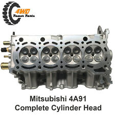 Mitsubishi 4A91 Genuine Complete Cylinder Head 1.5L RG, RZ Colt