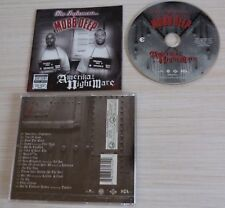 CD ALBUM MOBB DEEP AMERIKAZ NIGHTMARE 16 TITRES 2004