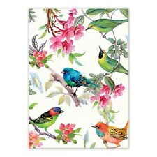 Michel Design Works Cotton Kitchen Tea Towel Bird Song - NEW