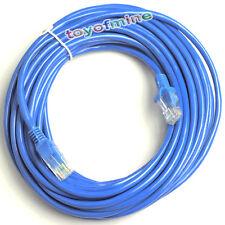 Latest 10M 30ft CAT5E CAT5 RJ45 Ethernet Internet Network Patch Lan Cable Cord