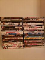DVD Movie Lot of 40 Movies Action/Drama DVDs Lot 20
