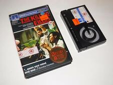 Betamax Video ~ The Killing Fields ~ Sam Waterston ~ David Puttnam ~ Thorn EMI