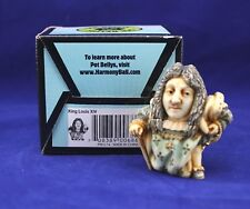 Harmony Kingdom Figurine Ball Pot Bellys King Louis Xiv Pbhl14 2001 W/Box
