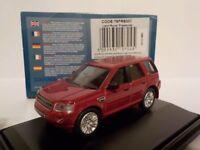 Land Rover Freelander - Red, Model Cars, Oxford Diecast 1/76