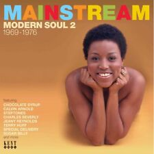 MAINSTREAM MODERN SOUL 2 1969-1976  23 TRACKS  CD