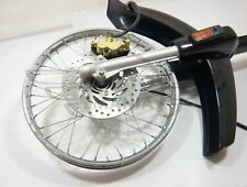 Custom upgrade Front disc brake wheel shock absorbers kit Honda cub C50 C70 C90