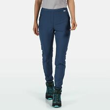 Regatta Women's Pentre Stretch Walking Trousers Blue