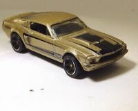 Mattel Hot Wheels 67 Shelby GT-500 Muscle Ford Diecast Car - Free Shipping USA
