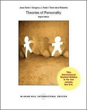 Theories of Personality 8Eby Tomi-Ann Roberts, Gregory J. Feist, Jess Feist.
