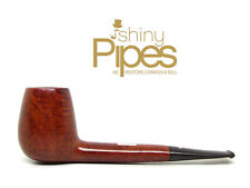 Stanwell Danish ODENSE 1000 AR 1988 SILVER MEDALLION Estate Pipe - a12