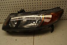 2006 07 2008 Honda Civic Coupe/2Doors Right Side Headlight Head Lamp OEM