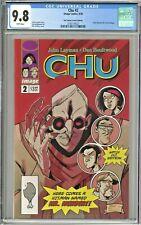 Chu #2 CGC 9.8 Sad Lemon Comics Edition Rob Guillory Variant New Mutants 87 300